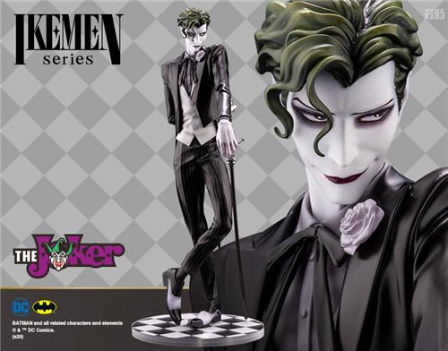 寿屋推出美男子系列DC小丑限量版1/7手办 模玩 第1张