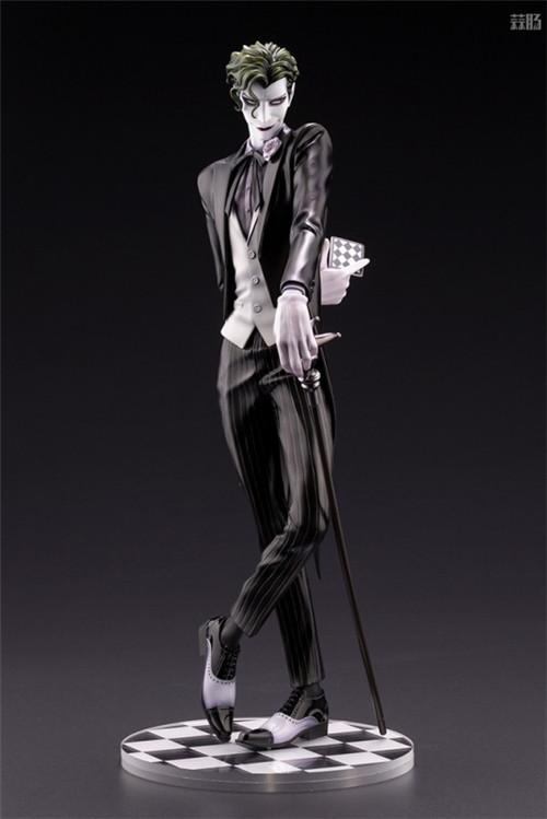 寿屋推出美男子系列DC小丑限量版1/7手办 模玩 第3张