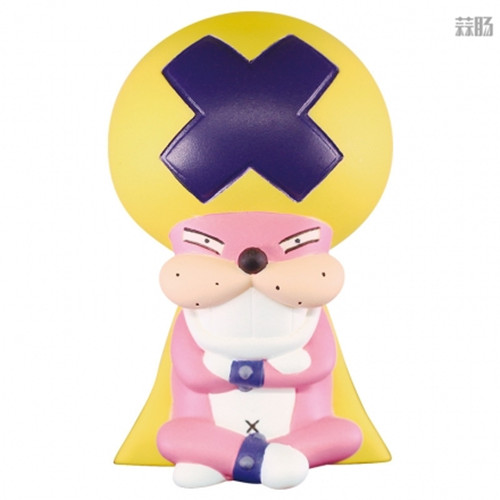 Takara Tomy Arts推出《超级小白》扭蛋四联装 模玩 第5张