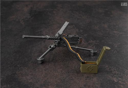MegaHouse推出GMG《机动战士高达》吉恩公国普通士兵可动人偶 模玩 第7张