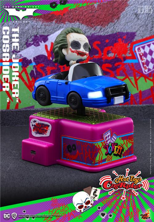 Hot Toys 2020年全新系列CosRider电动摇摇车珍藏品诞生 模玩 第9张