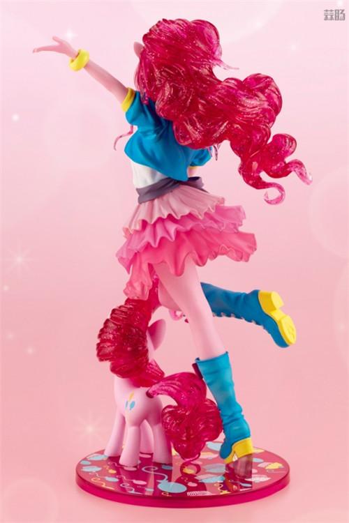 寿屋推出美少女系列《小马宝莉》萍琪派限量版 发色大变样 限量版 萍琪派 小马宝莉 BISHOUJO 寿屋 模玩  第4张