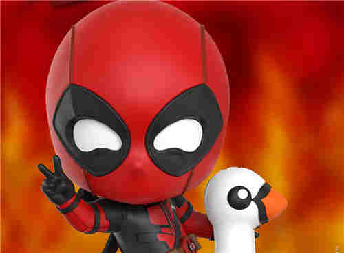 Hot Toys将推出《死侍2》COSBABY系列