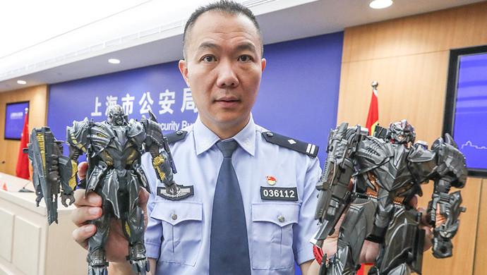上海公安成功侦破侵犯变形金刚玩具品牌著作权案 威将的陨落