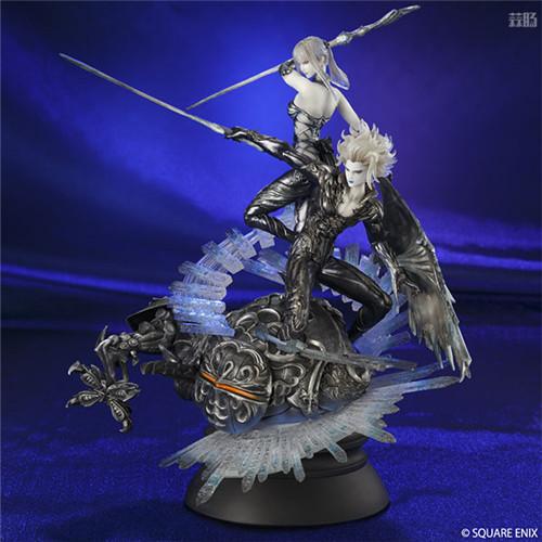史克威尔艾尼克斯推出《最终幻想14》欧米茄三形态手办 欧米茄 最终幻想14 Meister Quality 史克威尔艾尼克斯 模玩  第1张