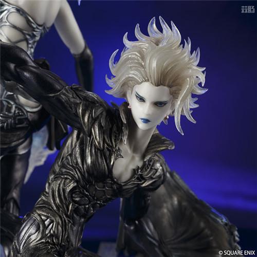 史克威尔艾尼克斯推出《最终幻想14》欧米茄三形态手办 欧米茄 最终幻想14 Meister Quality 史克威尔艾尼克斯 模玩  第2张