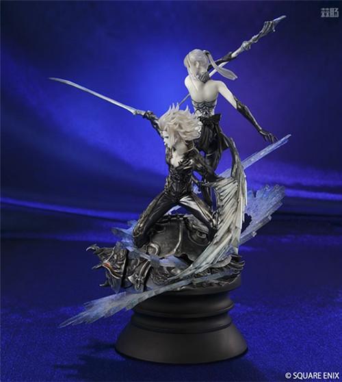 史克威尔艾尼克斯推出《最终幻想14》欧米茄三形态手办 欧米茄 最终幻想14 Meister Quality 史克威尔艾尼克斯 模玩  第4张