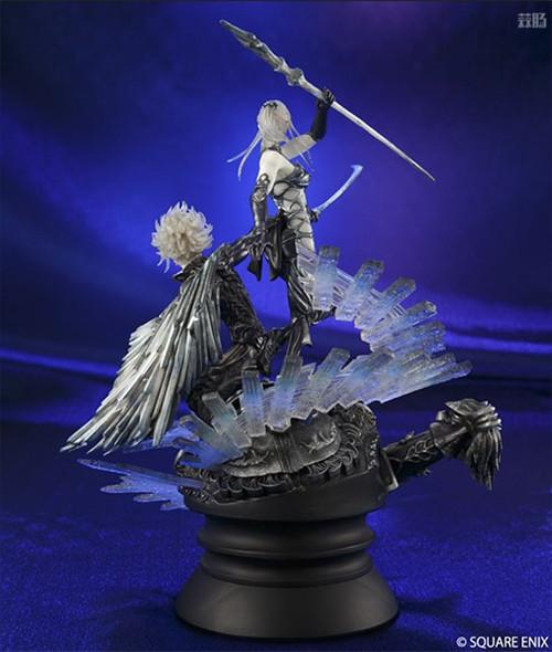 史克威尔艾尼克斯推出《最终幻想14》欧米茄三形态手办 欧米茄 最终幻想14 Meister Quality 史克威尔艾尼克斯 模玩  第5张