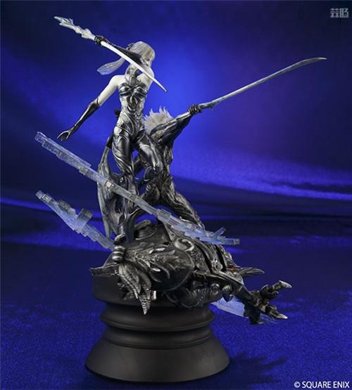 史克威尔艾尼克斯推出《最终幻想14》欧米茄三形态手办 欧米茄 最终幻想14 Meister Quality 史克威尔艾尼克斯 模玩  第6张
