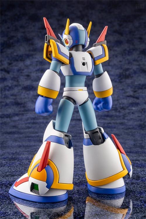 寿屋公开《洛克人X》艾克斯超力装甲1/12可动瓶装模型 拼装模型 艾克斯超力装甲 洛克人X 寿屋 模玩  第3张