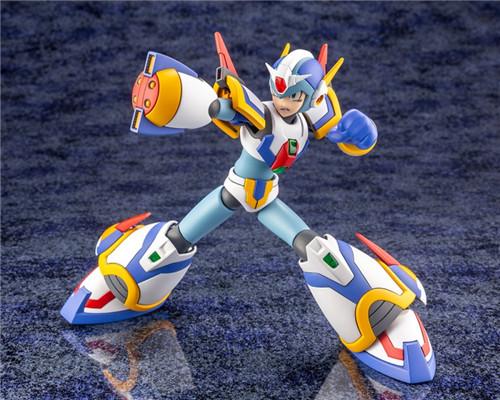 寿屋公开《洛克人X》艾克斯超力装甲1/12可动瓶装模型 拼装模型 艾克斯超力装甲 洛克人X 寿屋 模玩  第7张