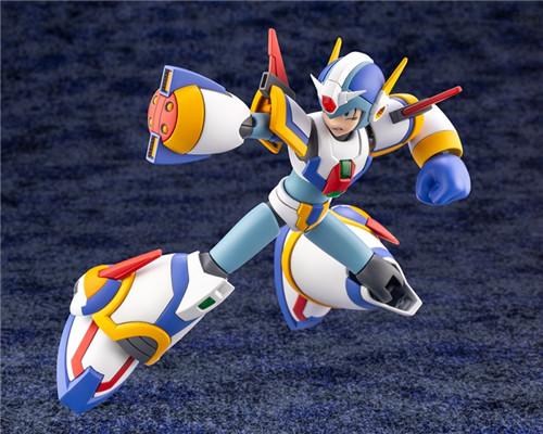 寿屋公开《洛克人X》艾克斯超力装甲1/12可动瓶装模型 拼装模型 艾克斯超力装甲 洛克人X 寿屋 模玩  第6张