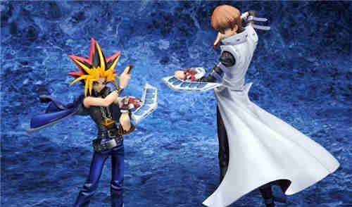 寿屋宣布再版ARTFXJ《游戏王》武藤游戏与海马濑人1/7手办