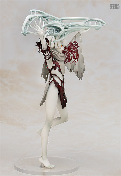Wing推出《噬神者》希欧1/8手办 手办 希欧 噬神者 Wing 模玩  第4张