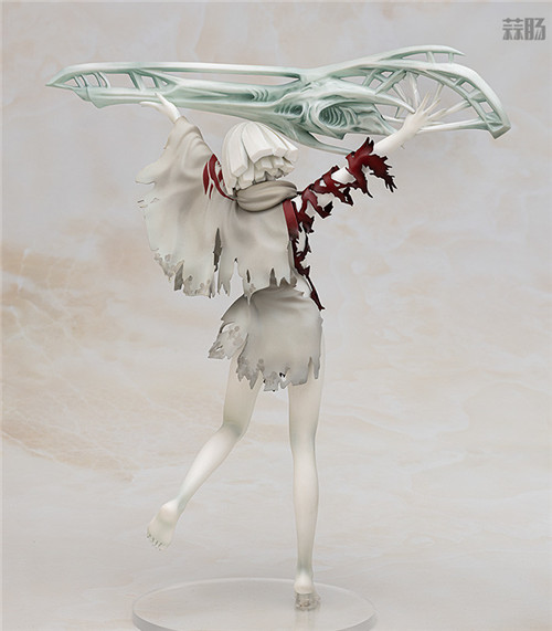 Wing推出《噬神者》希欧1/8手办 手办 希欧 噬神者 Wing 模玩  第3张