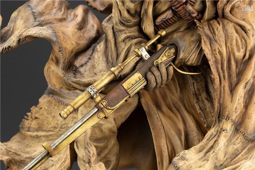 寿屋推出ARTFX《星球大战》塔斯肯袭击者1/7手办 手办 塔斯肯袭击者 星球大战 ARTFX 寿屋 模玩  第8张