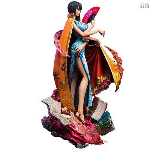 万代推出《海贼王》Log Collection妮可·罗宾1/4大比例手办 模玩 第1张