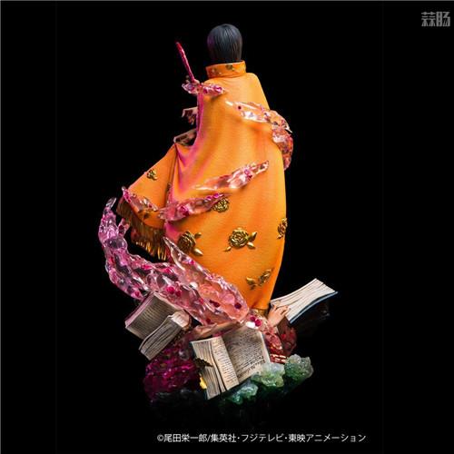 万代推出《海贼王》Log Collection妮可·罗宾1/4大比例手办 模玩 第6张