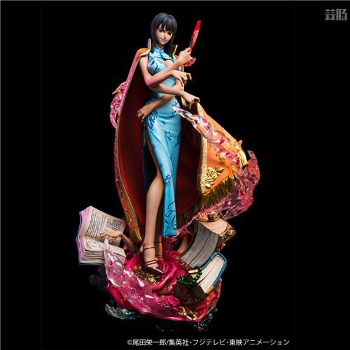 万代推出《海贼王》Log Collection妮可·罗宾1/4大比例手办 模玩 第4张