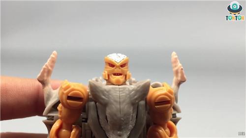 变形金刚Kingdom王国系列精灵鼠实物图曝光 变形金刚 第10张