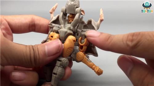 变形金刚Kingdom王国系列精灵鼠实物图曝光 变形金刚 第7张