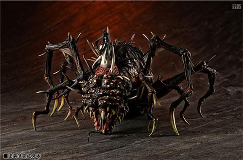 MegaHouse公开《黑暗之魂》魔女克拉格与高等骑士拼装模型 模玩 第2张