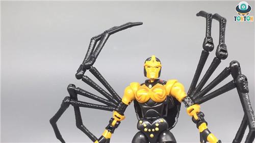 变形金刚Kingdom王国系列毒蜘蛛玩具实物图流出 变形金刚 第9张