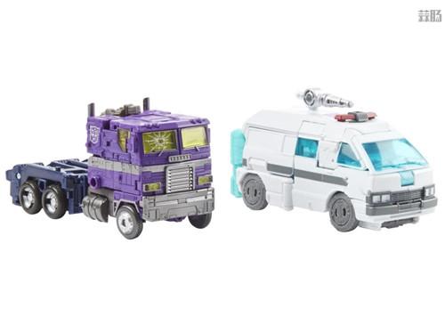 孩之宝推出世代精选地出擎天柱与救护车IDW镜像宇宙版套装 变形金刚 第2张