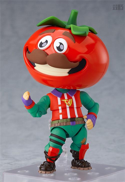 良笑社推出《堡垒之夜》番茄头粘土人 模玩 第4张