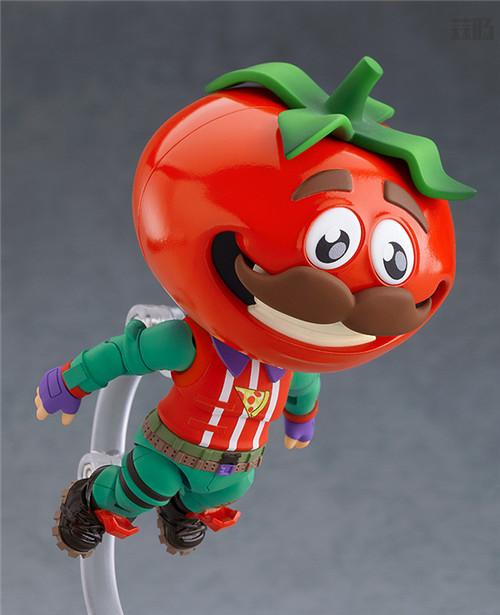 良笑社推出《堡垒之夜》番茄头粘土人 模玩 第5张
