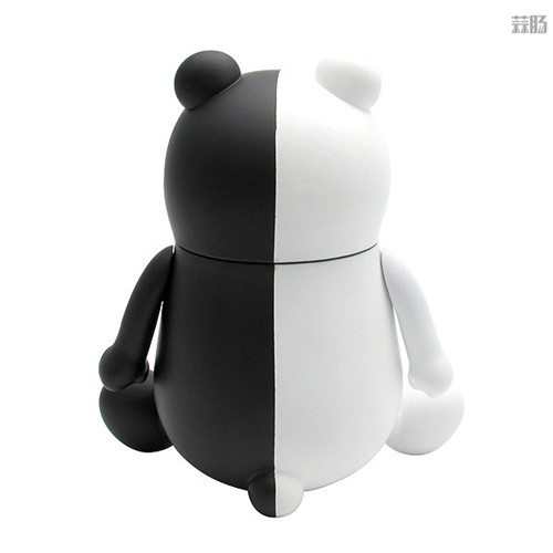 PLM推出《弹丸论破1+2》黑白熊与黑白美公仔 模玩 第4张