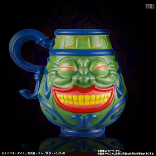万代推出《游戏王》强欲之壶与贪欲之壶马克杯 模玩 第3张