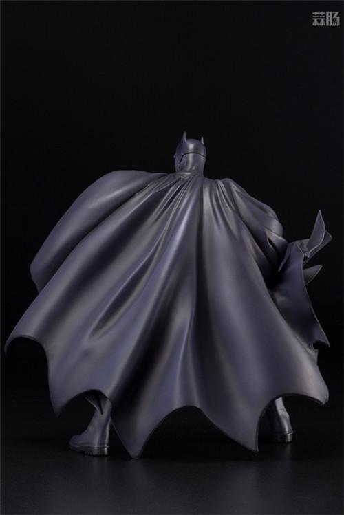 寿屋推出ARTFX《蝙蝠侠:缄默》蝙蝠侠1/6手办 模玩 第5张