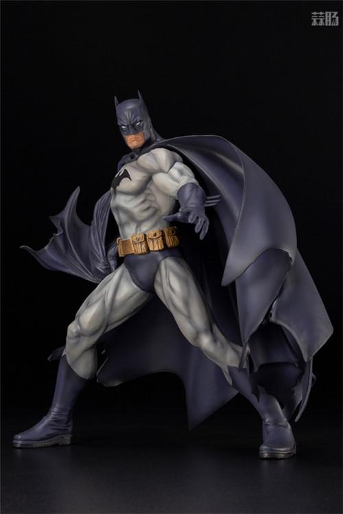 寿屋推出ARTFX《蝙蝠侠:缄默》蝙蝠侠1/6手办 模玩 第7张
