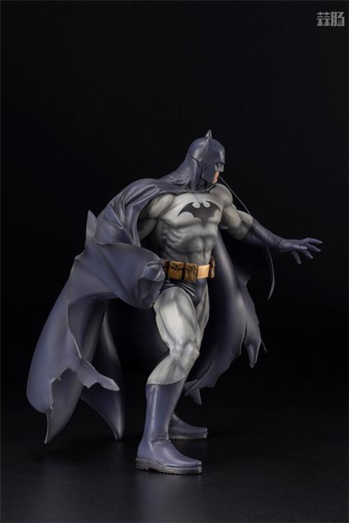 寿屋推出ARTFX《蝙蝠侠:缄默》蝙蝠侠1/6手办 模玩 第4张