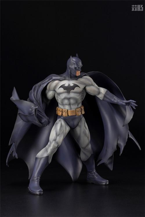 寿屋推出ARTFX《蝙蝠侠:缄默》蝙蝠侠1/6手办 模玩 第2张