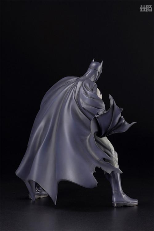 寿屋推出ARTFX《蝙蝠侠:缄默》蝙蝠侠1/6手办 模玩 第3张