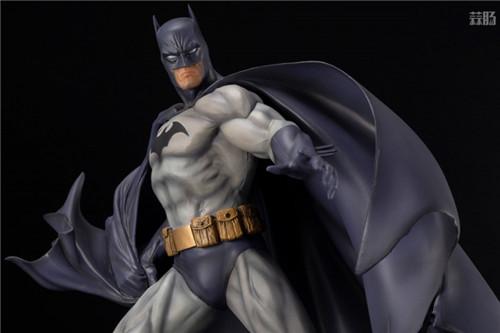 寿屋推出ARTFX《蝙蝠侠:缄默》蝙蝠侠1/6手办 模玩 第9张