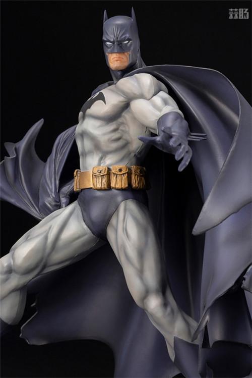寿屋推出ARTFX《蝙蝠侠:缄默》蝙蝠侠1/6手办 模玩 第8张