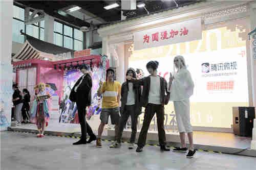 第十六届中国国际动漫节开幕 蒜肠带你逛展咯!