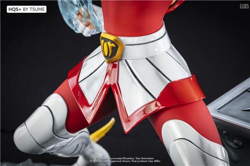 卢森堡雕像厂商推出《圣斗士》星矢1/4雕像 全球限量1800个 模玩 第5张
