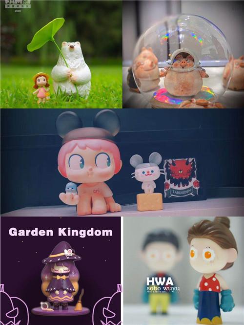 2020上海潮玩造物节十月中旬亮相世贸商城展馆 漫展 第5张