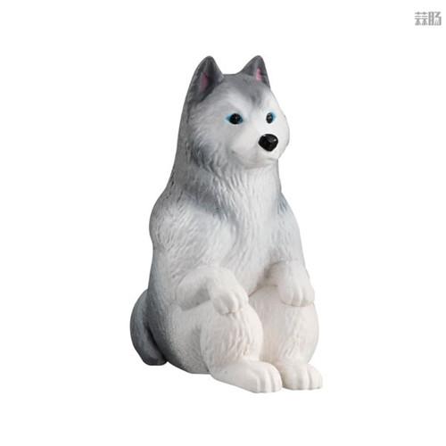 万代推出等待中的动物扭蛋第四弹 放空北极熊在列 模玩 第6张