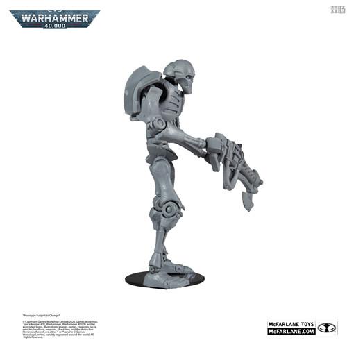 麦克法兰推出《战锤40K》死灵武士可动模型未涂装版 模玩 第2张