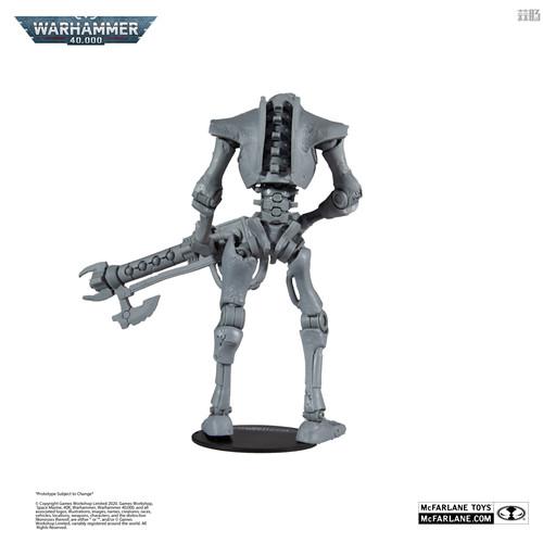 麦克法兰推出《战锤40K》死灵武士可动模型未涂装版 模玩 第4张