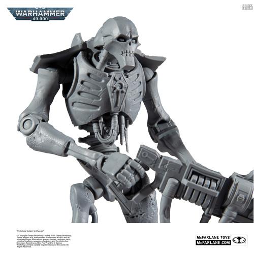 麦克法兰推出《战锤40K》死灵武士可动模型未涂装版 模玩 第5张