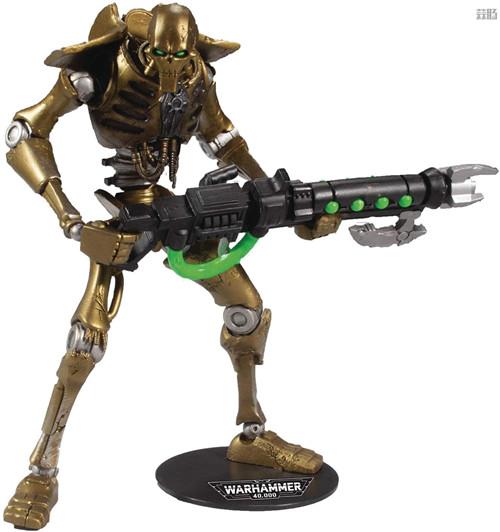 麦克法兰推出《战锤40K》死灵武士可动模型未涂装版 模玩 第6张