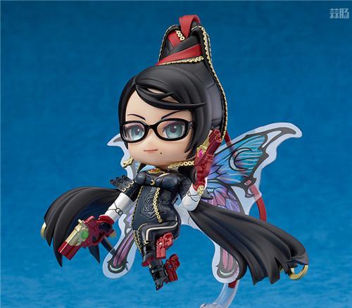 良笑社推出《猎天使魔女》贝优妮塔粘土人 模玩 第7张