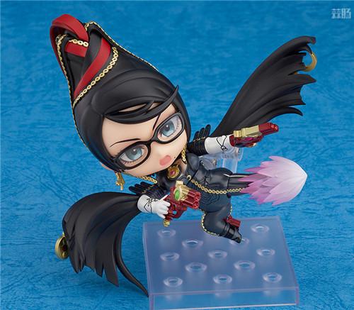 良笑社推出《猎天使魔女》贝优妮塔粘土人 模玩 第3张