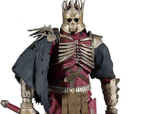 麦克法兰推出《巫师3:狂猎》狂猎之王艾瑞丁可动手办